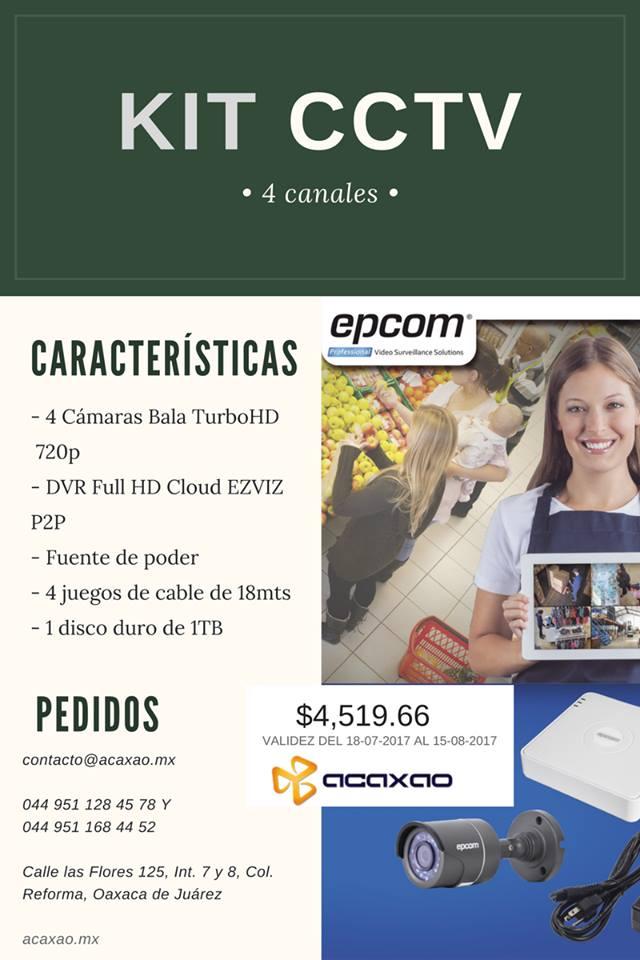 kit cctv 720