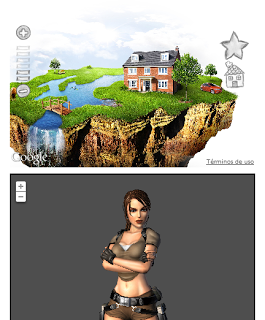 Visualizar imágenes mediante la API de Google Maps